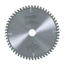 Hoja de sierra HM, 160 x 1,2/1,8 x 20 mm, Z 56, FZ/TZ - 092553_ONLINE