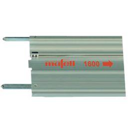 Prolongación del carril guía 1600 (para una longitud total de 1600 mm) - 203752_ONLINE